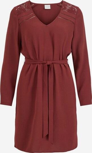 VILA Kleid in blutrot, Produktansicht
