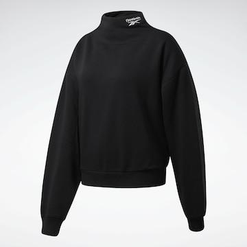 Reebok Classics Sweatshirt in Black