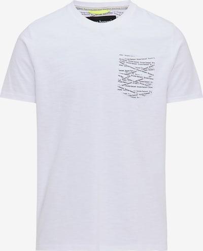 BRUNO BANANI Shirt in de kleur Wit, Productweergave