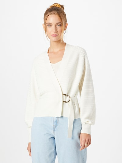 s.Oliver BLACK LABEL Knit Cardigan in Off white, View model