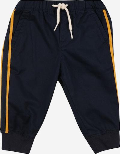 Pantaloni GAP di colore blu scuro / senape, Visualizzazione prodotti