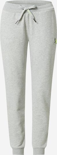 ARMANI EXCHANGE Hose in grau / neongrün / schwarz, Produktansicht