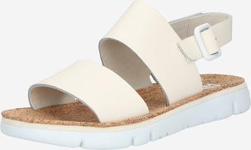 CAMPER Sandal 'Oruga' i beige