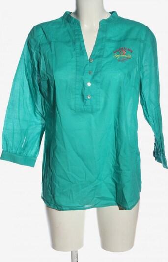ARQUEONAUTAS Hemd-Bluse in L in türkis, Produktansicht