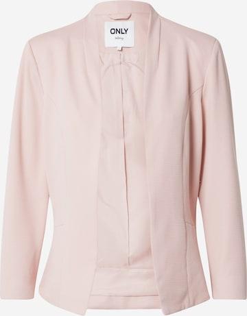 ONLY Bleiser 'CHOLE-ANNA', värv roosa