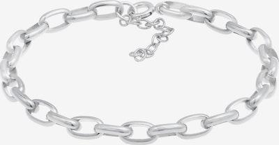 Nenalina Armband Basic Armband, Charmträger in silber, Produktansicht