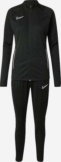 NIKE Φόρμα σε μαύρο / λευκό, Άποψη προϊόντος