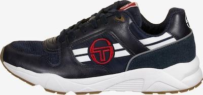 Sergio Tacchini Sneaker in dunkelblau / rot / weiß, Produktansicht