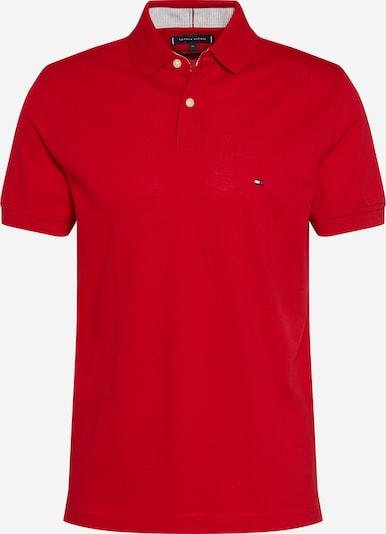 TOMMY HILFIGER Shirt in de kleur Navy / Vuurrood / Wit, Productweergave
