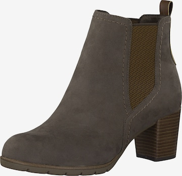 MARCO TOZZI Chelsea Boots in Braun