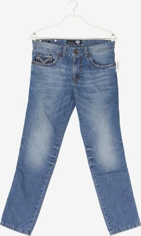 ATELIER GARDEUR Skinny-Jeans in 33 x 30 in Blau