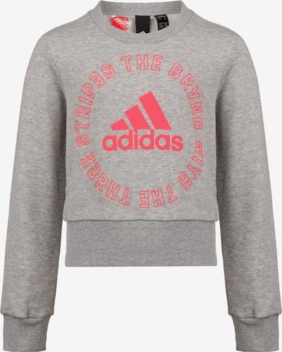 ADIDAS PERFORMANCE Sportief sweatshirt in de kleur Grijs gemêleerd / Pink, Productweergave