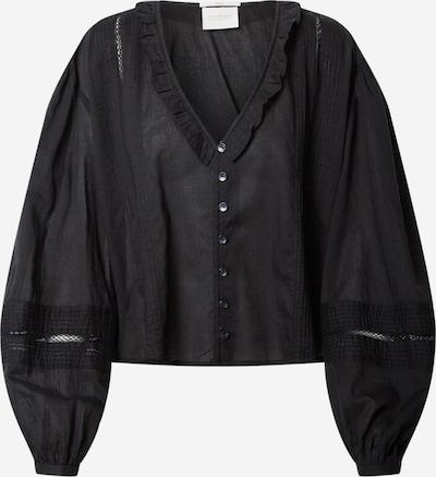 SCOTCH & SODA Bluse in schwarz, Produktansicht