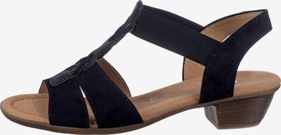 GABOR Sandale in dunkelblau, Produktansicht
