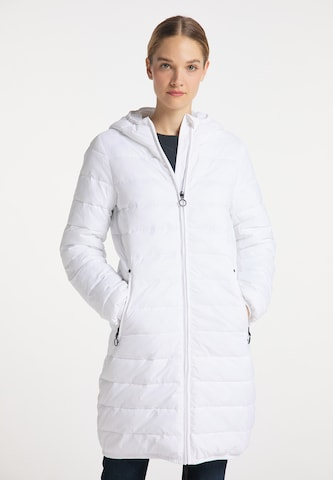 DreiMaster Maritim Between-Seasons Coat in White