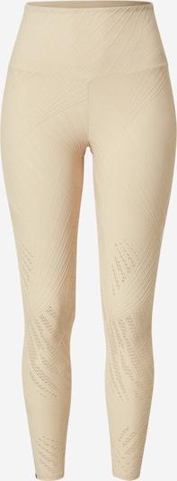 Onzie Sportbroek 'Selenite' in de kleur Sand, Productweergave