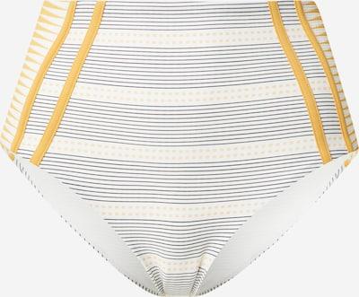 RIP CURL Bikini apakšdaļa 'SALTY DAZE' krēmkrāsas / Zelts / pelēks, Preces skats