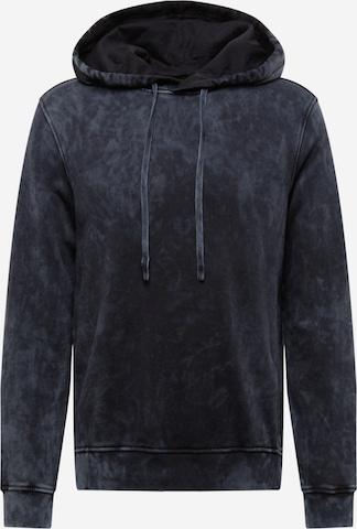 Sweat-shirt UNITED COLORS OF BENETTON en noir