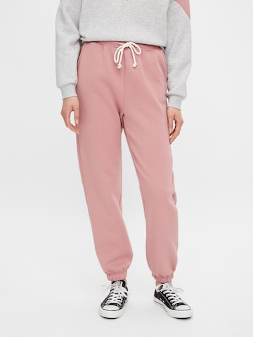 PIECES Hose 'Chilli' in Pink