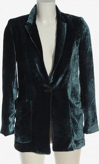 MANGO Long-Blazer in XS in schwarz, Produktansicht