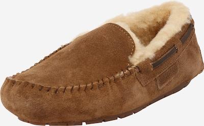 SHEPHERD OF SWEDEN Pantofle 'MIRRE' - koňaková, Produkt