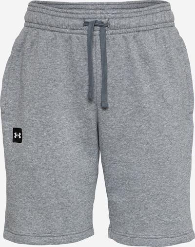 UNDER ARMOUR Športové nohavice 'Rival' - sivá melírovaná, Produkt