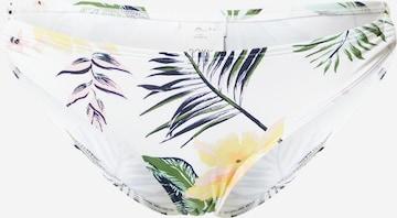 ROXY Bikinihose 'BLOOM MOD' in Weiß