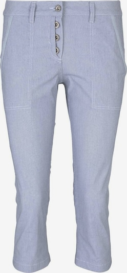 TOM TAILOR Chinohose in grau, Produktansicht
