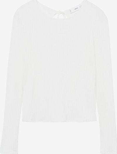 MANGO T-Shirt 'Martine' in creme, Produktansicht