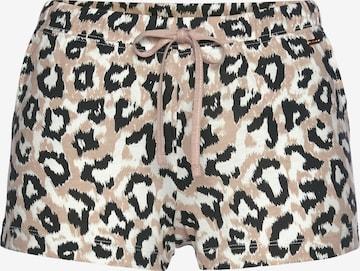 LASCANA Short Pajama Set in Mixed colors