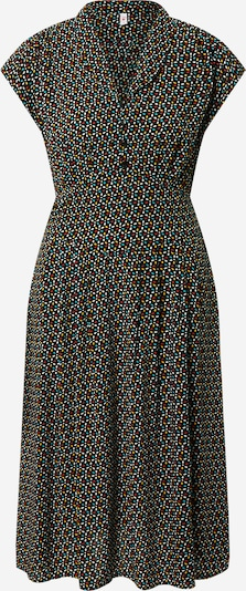 Blutsgeschwister Kleid 'Strong And Tender' in blau / rot / schwarz / weiß, Produktansicht