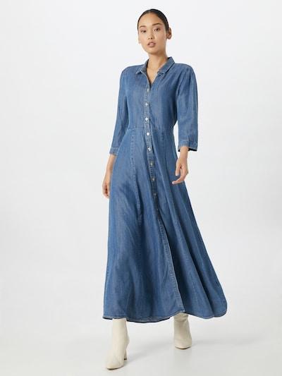 True Religion Kleid in blue denim, Modelansicht
