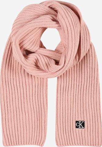 Calvin Klein Jeans Sall, värv roosa