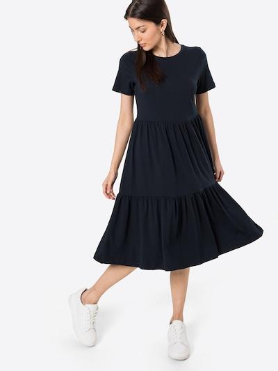 OBJECT Kleid 'Stephanie' in navy, Modelansicht