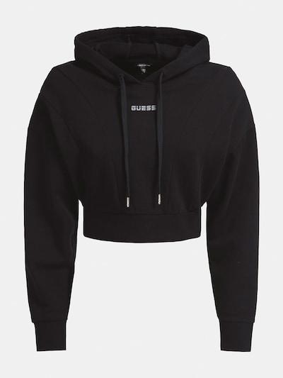 GUESS Sweatshirt in schwarz, Produktansicht