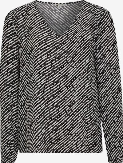 Ci comma casual identity Bluse in grau / schwarz, Produktansicht
