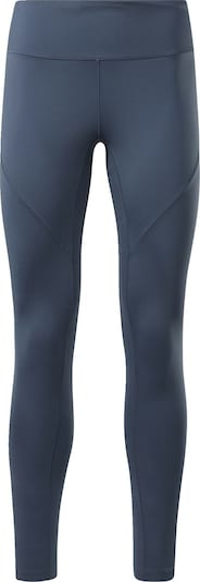 REEBOK Leggings in blau, Produktansicht