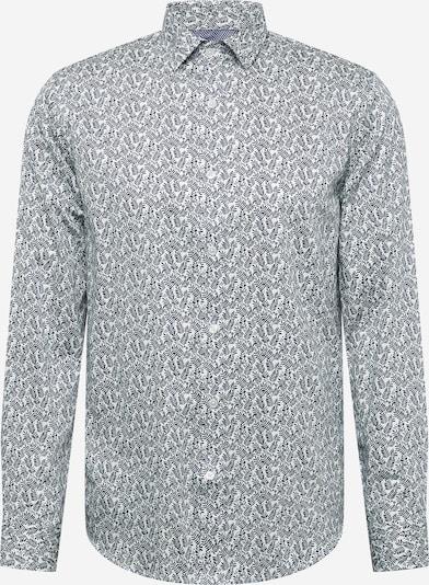 Matinique Košulja 'Trostol' u mornarsko plava / bijela, Pregled proizvoda