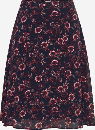 Tommy Hilfiger Curve Sukně 'AMIA' - noční modrá / červená, Produkt
