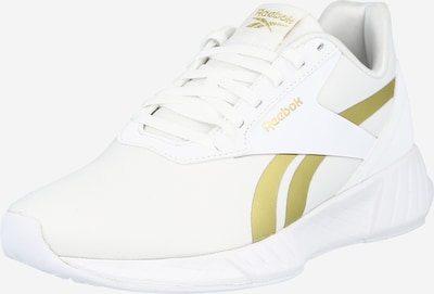 REEBOK Juoksukengät 'Lite Plus 2' värissä kullankeltainen / valkoinen, Tuotenäkymä