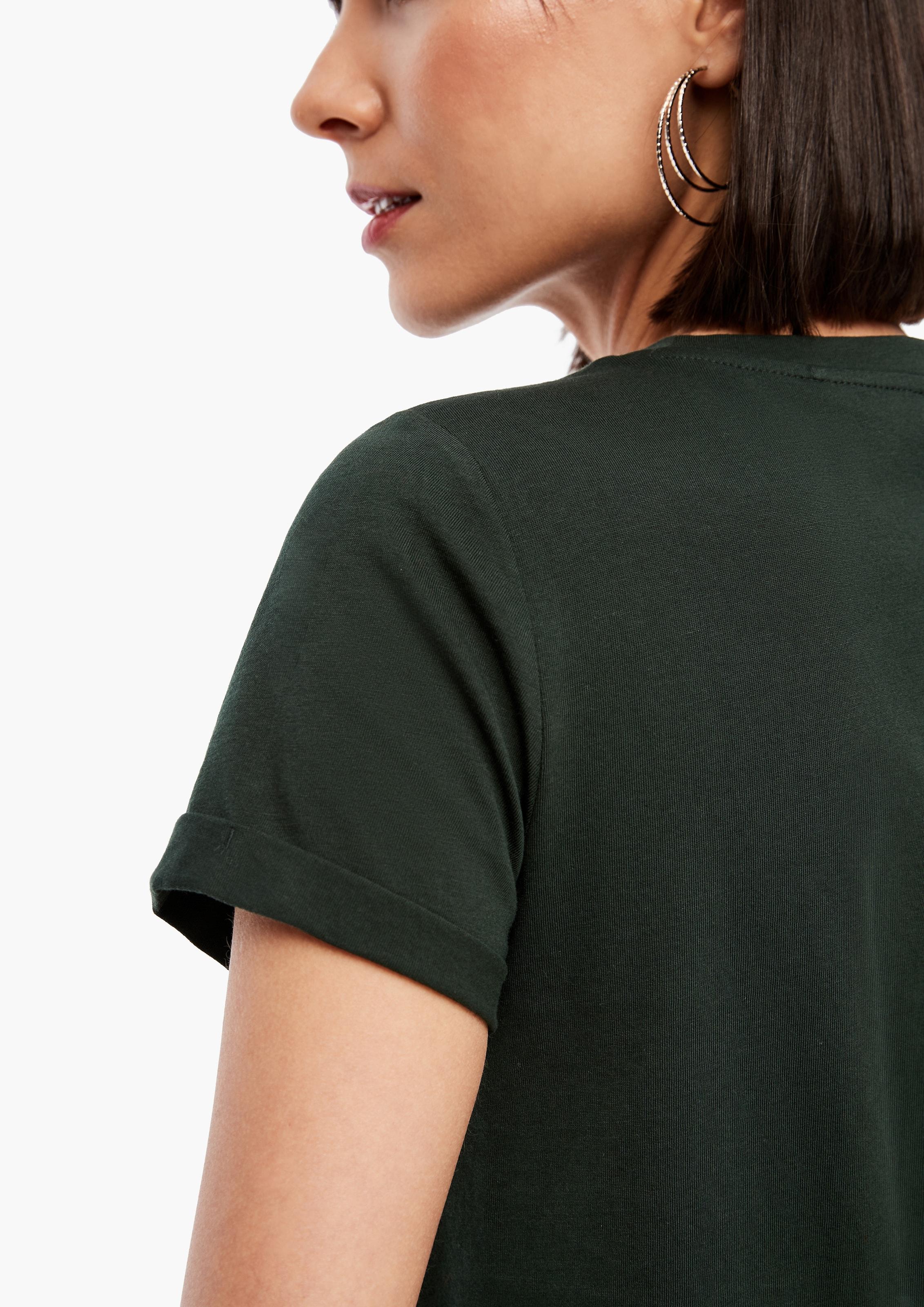 Q/S designed by Jerseyshirt in grün