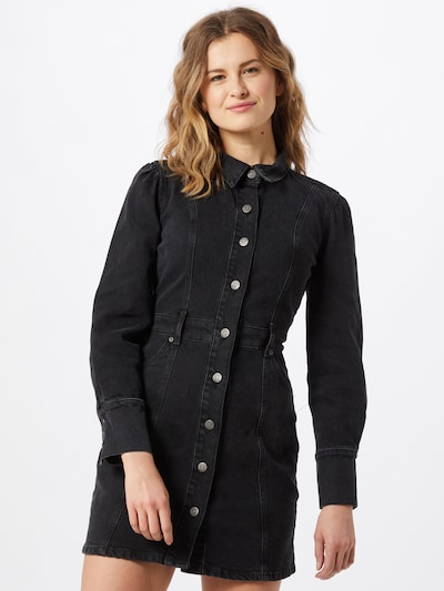 Boyish Kleid 'Emmett' in schwarz, Modelansicht