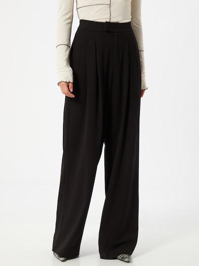 Kelnės 'Ninet' iš Pepe Jeans , spalva - juoda, Modelio vaizdas
