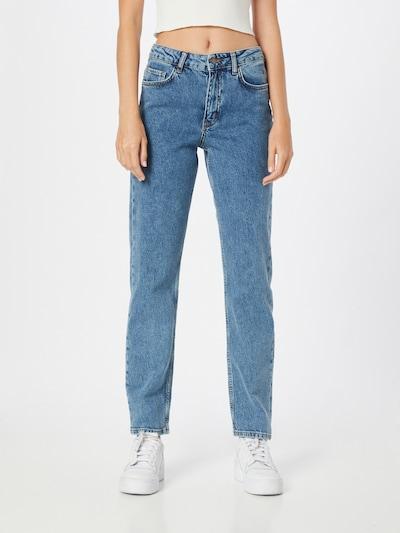 NU-IN Jeans in Blue denim, View model