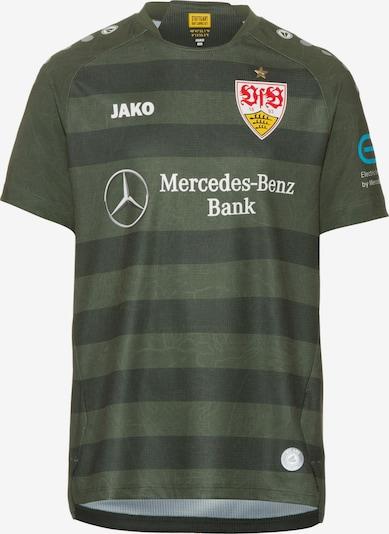 JAKO Trikot 'VfB Stuttgart 20-21 3rd' in khaki, Produktansicht