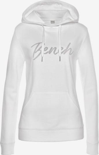 BENCH Sweatshirt in ecru, Produktansicht