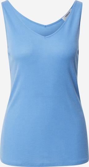 Top MOSS COPENHAGEN pe albastru deschis, Vizualizare produs