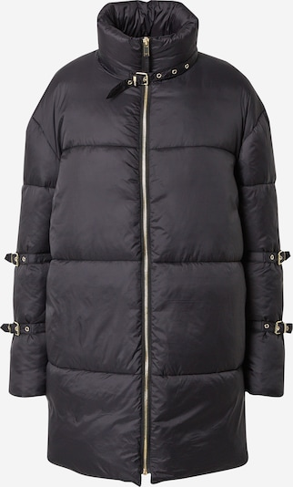 Hoermanseder x About You Winter Coat 'Duffy' in Black, Item view