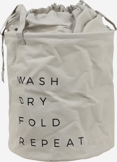 ABOUT YOU Wäschekorb  'Comfy S'  (38 L x 38 B x 43 H) in offwhite, Produktansicht