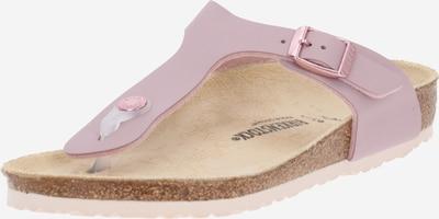 BIRKENSTOCK Sandale 'Gizeh' in lavendel, Produktansicht